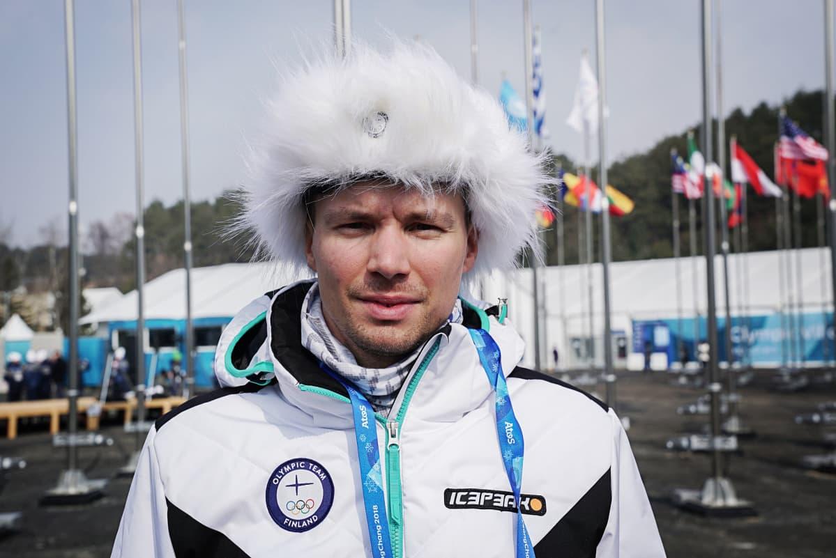 Martti Jylhä.