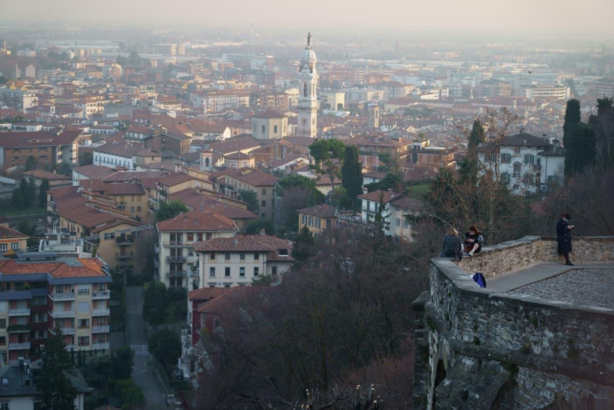 Bergamo.