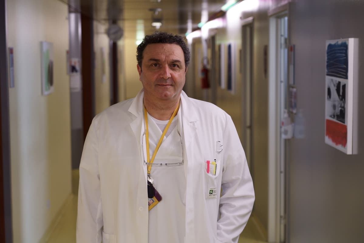 Tohtori Fagiuoli.