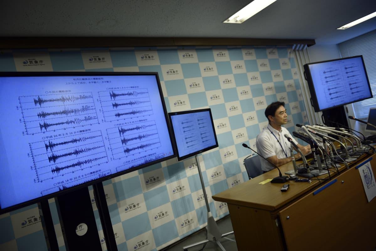 Japanin meteorologian laitos
