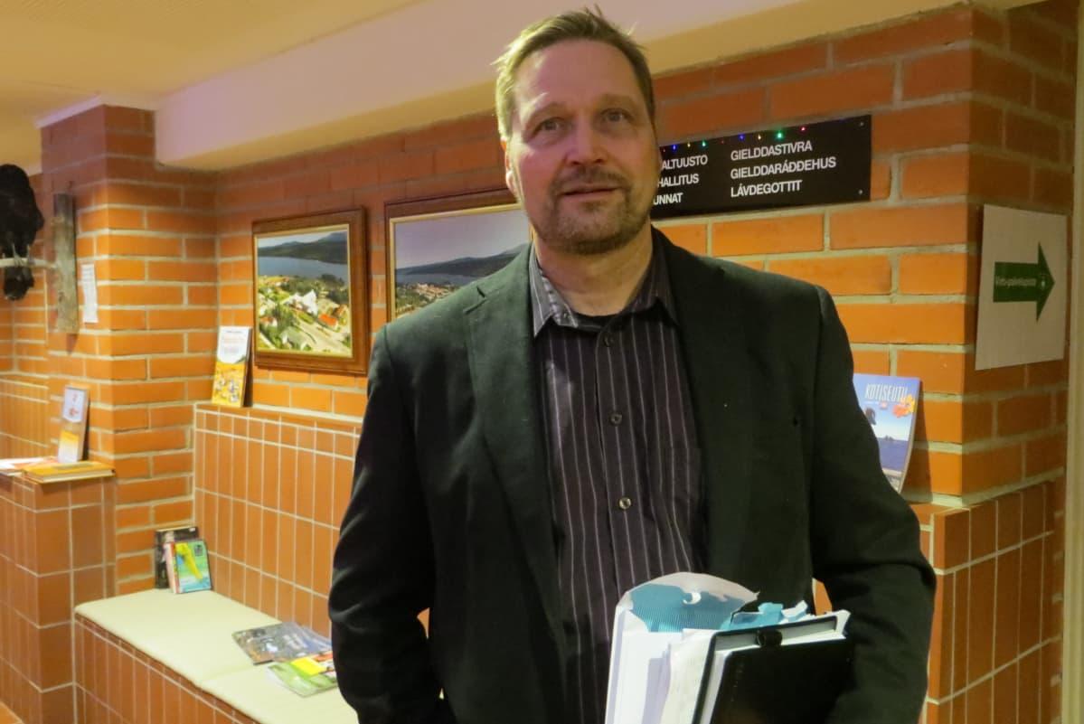 Eanodaga gielddastivrra ságadoalli Seppo Alatörmänen