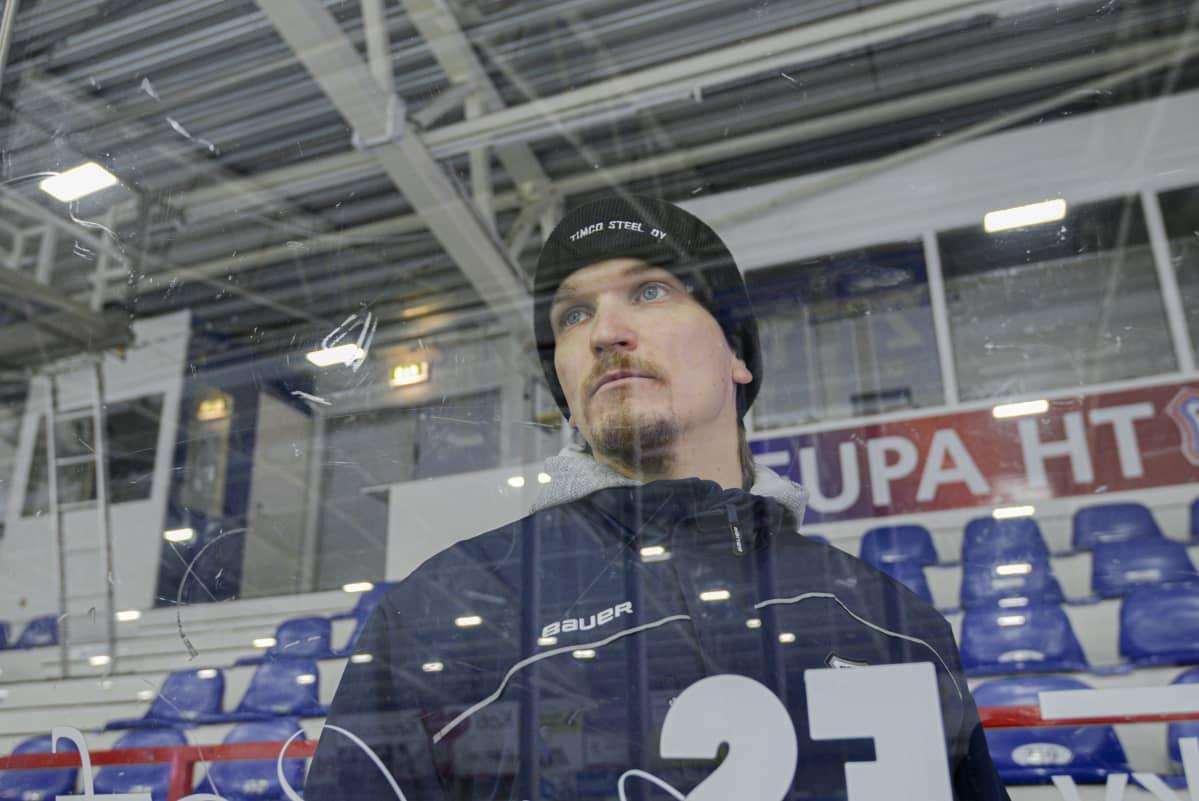 Tomas Westerlund,  päävalmentaja keupa HT