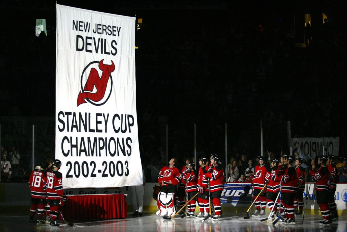 New Jersey Devils 2003.