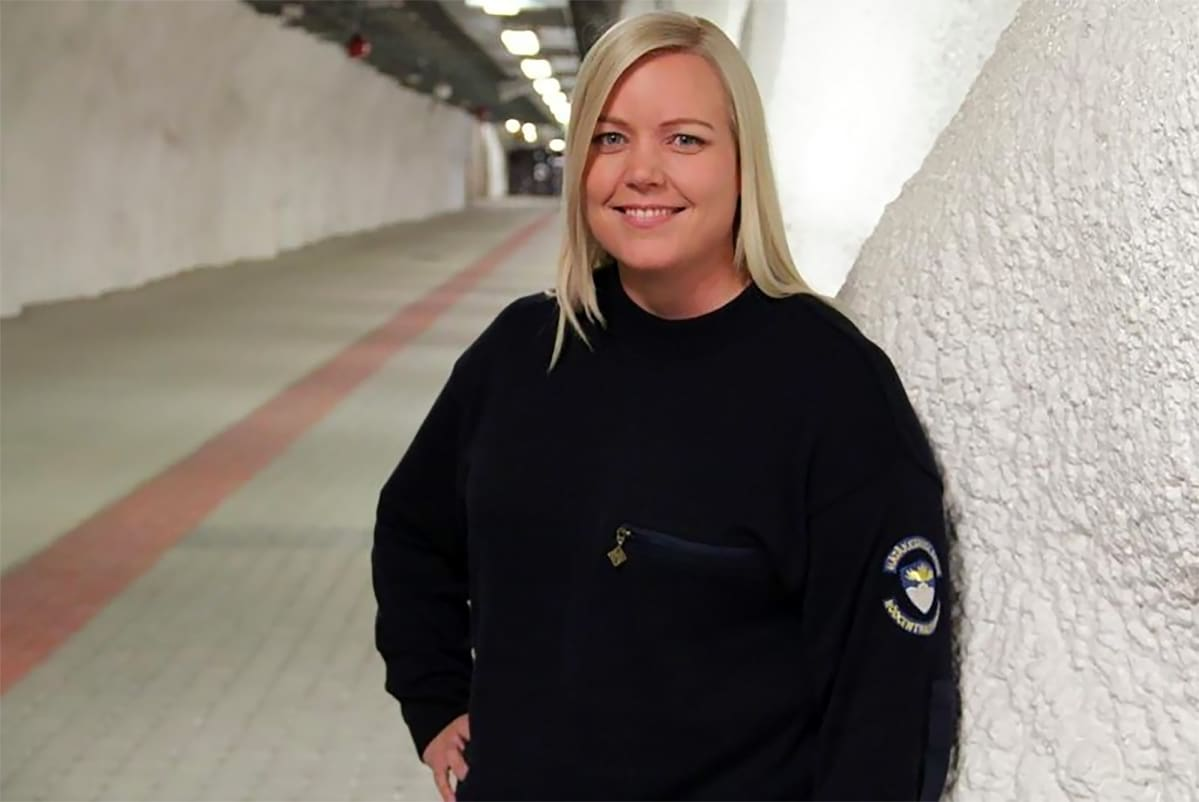 Susanna Sankala 112-sarjassa