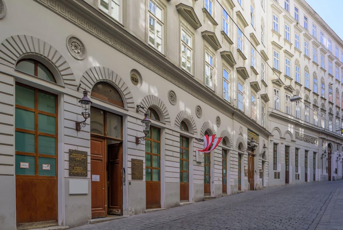 Synagoga Wienissä