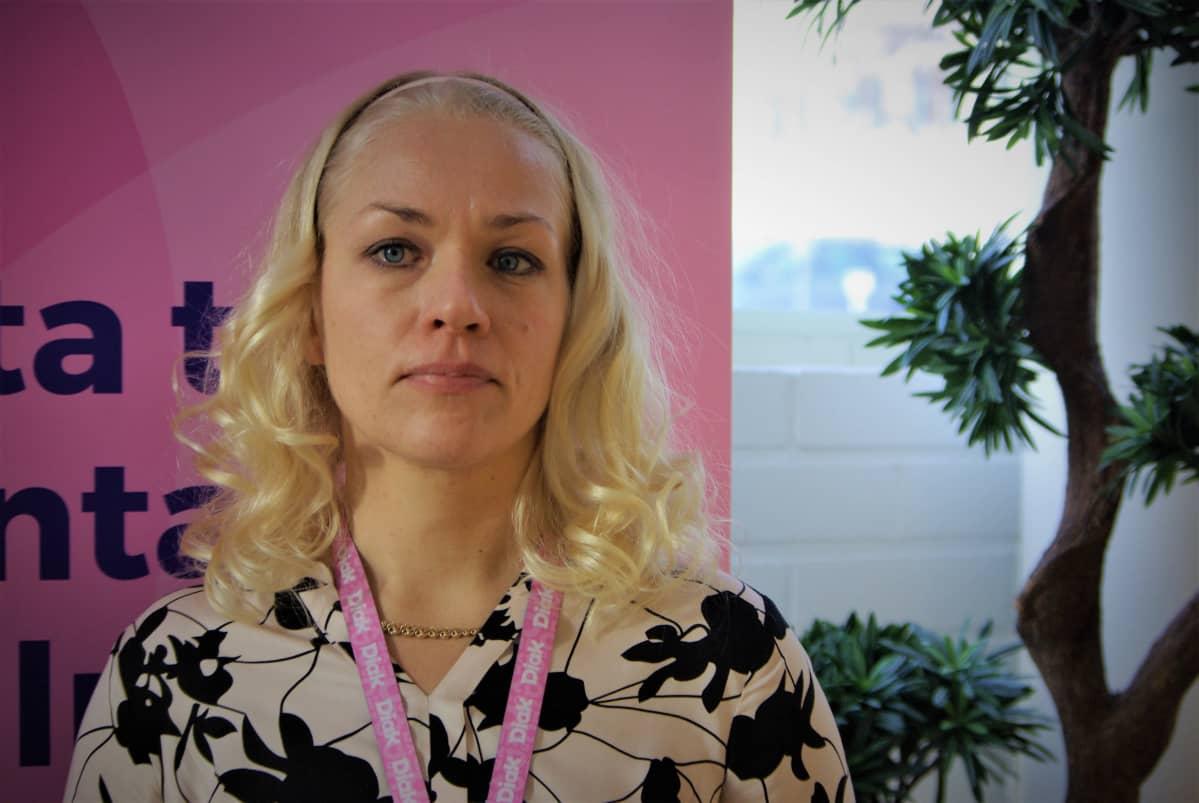 Mari Pulkkinen