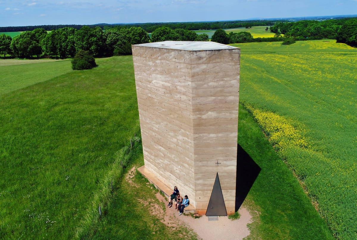 Die Bruder-Klaus-Feldkapelle