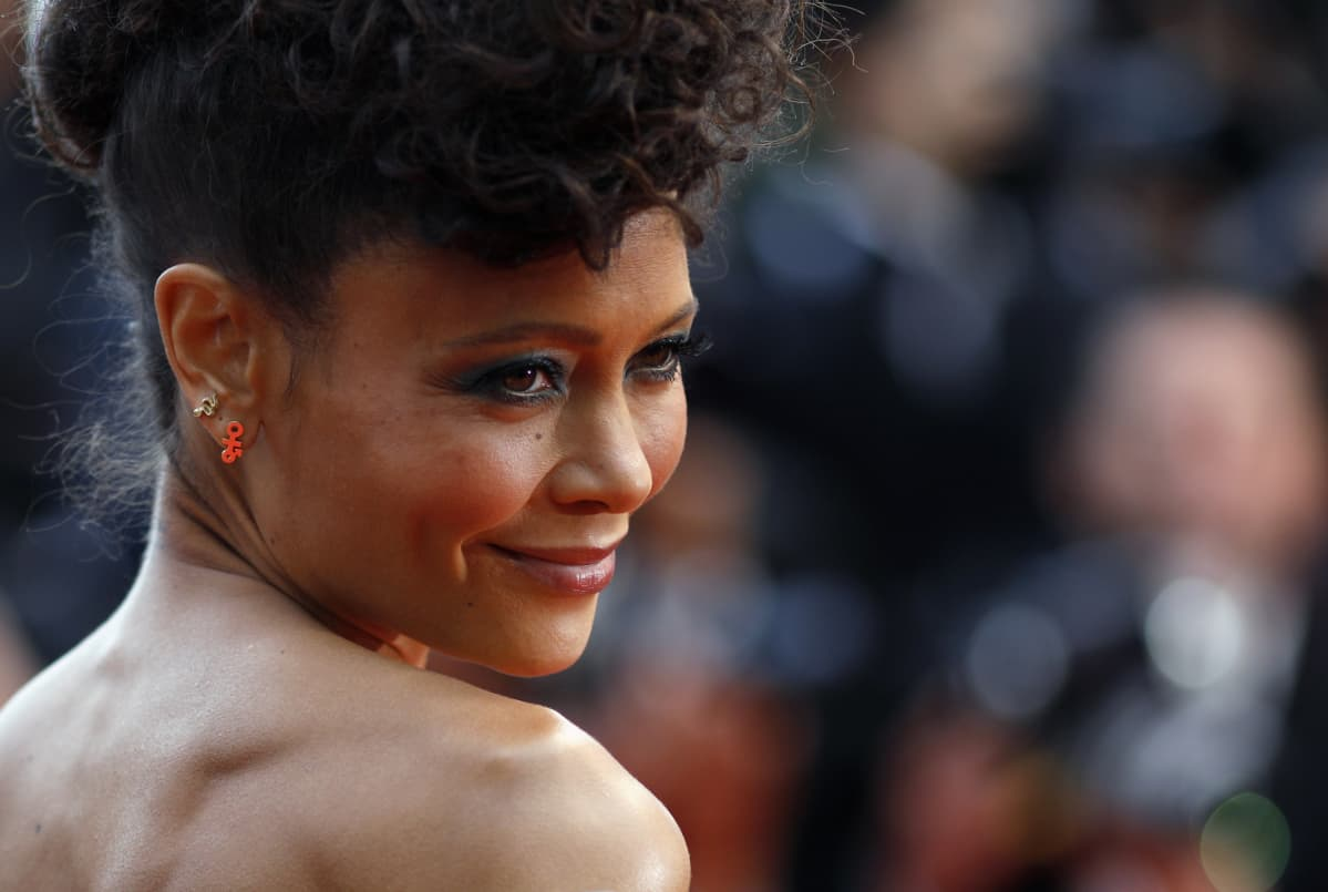 Thandie Newton Cannesissa