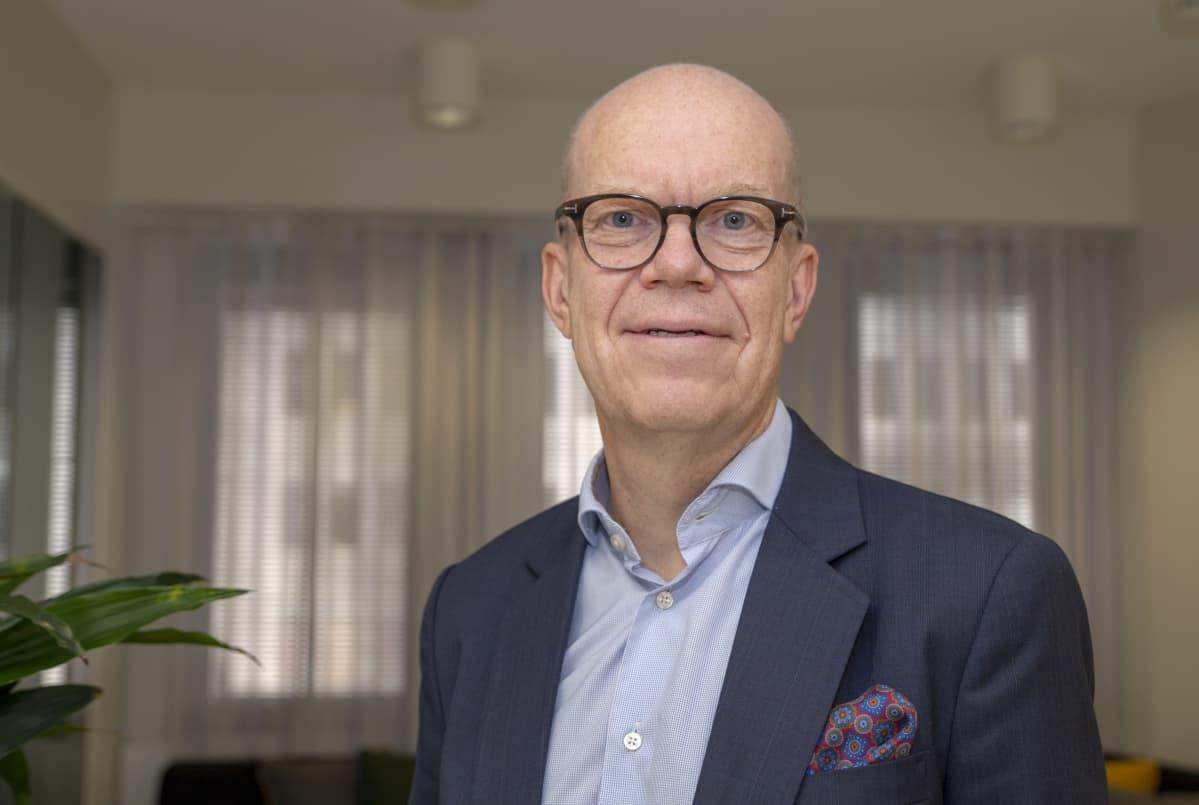 Esa Kallio / toimitusjohtaja / Kuntarahoitus / Helsinki 02.09.2020