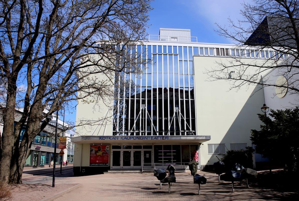 Kotkan kaupunginteatteri