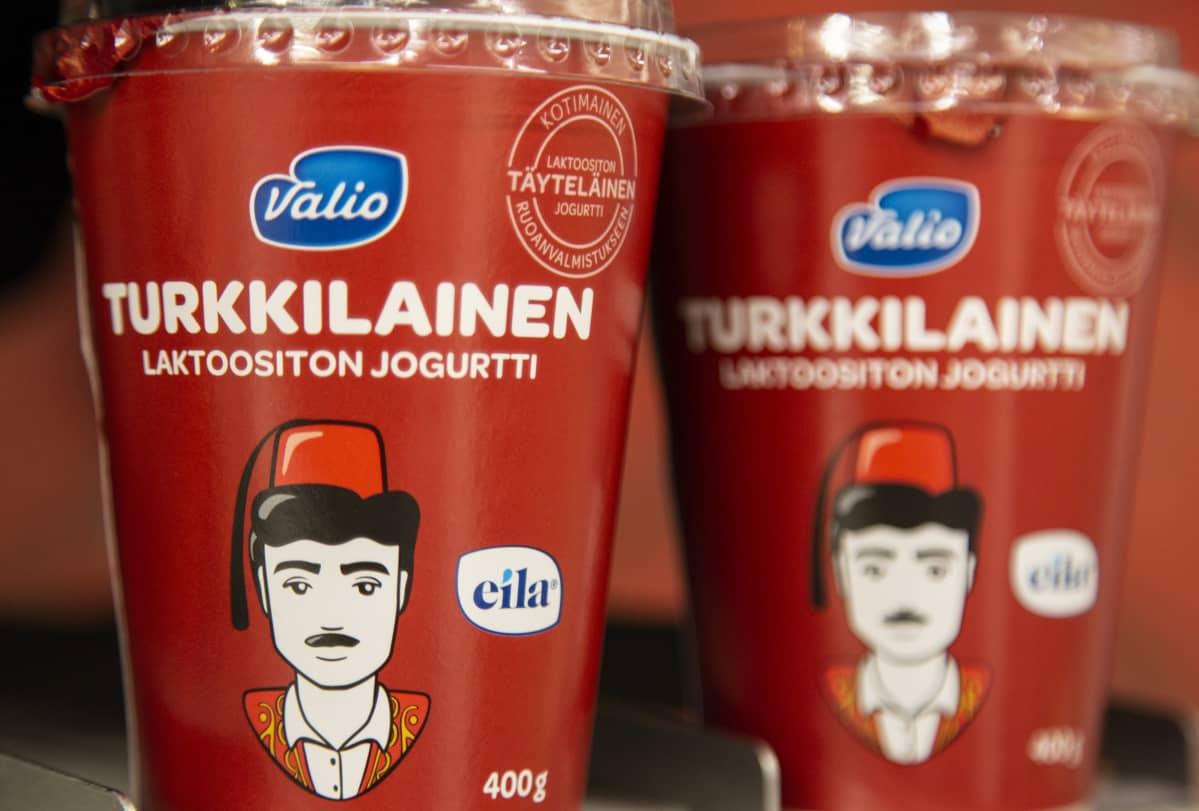 Turkkilainen jogurtti pakkaus, yritys vastuu
