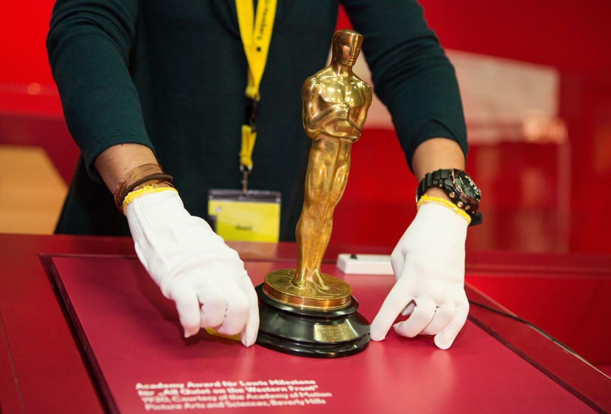 Oscar -patsas.