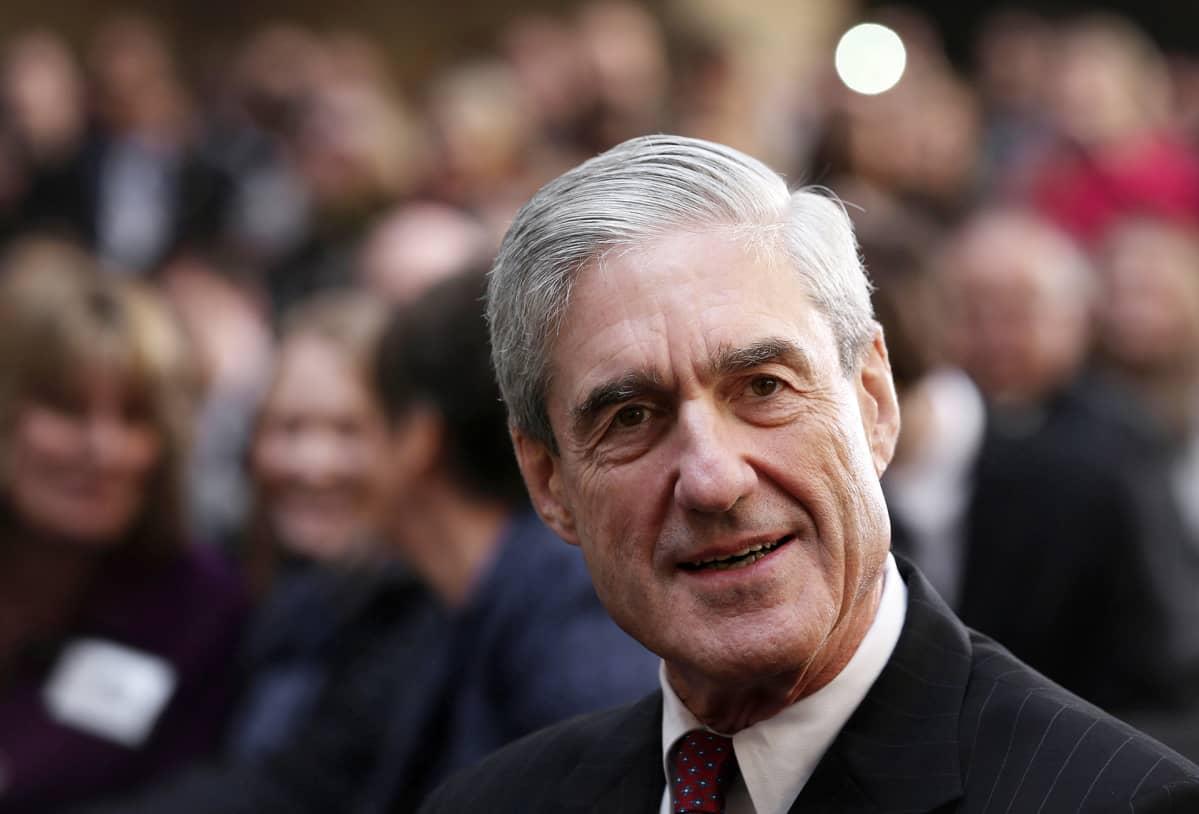 Erikoissyyttäjä Robert Muellerin raportti on yli 400-sivuinen. Sen kasaamiseen meni lähes kaksi vuotta.