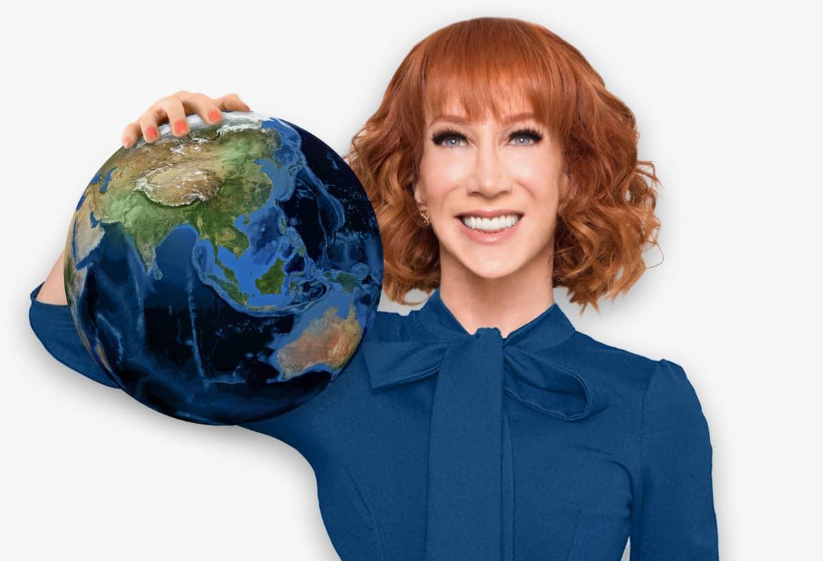 Kathy Griffin ja maapallo