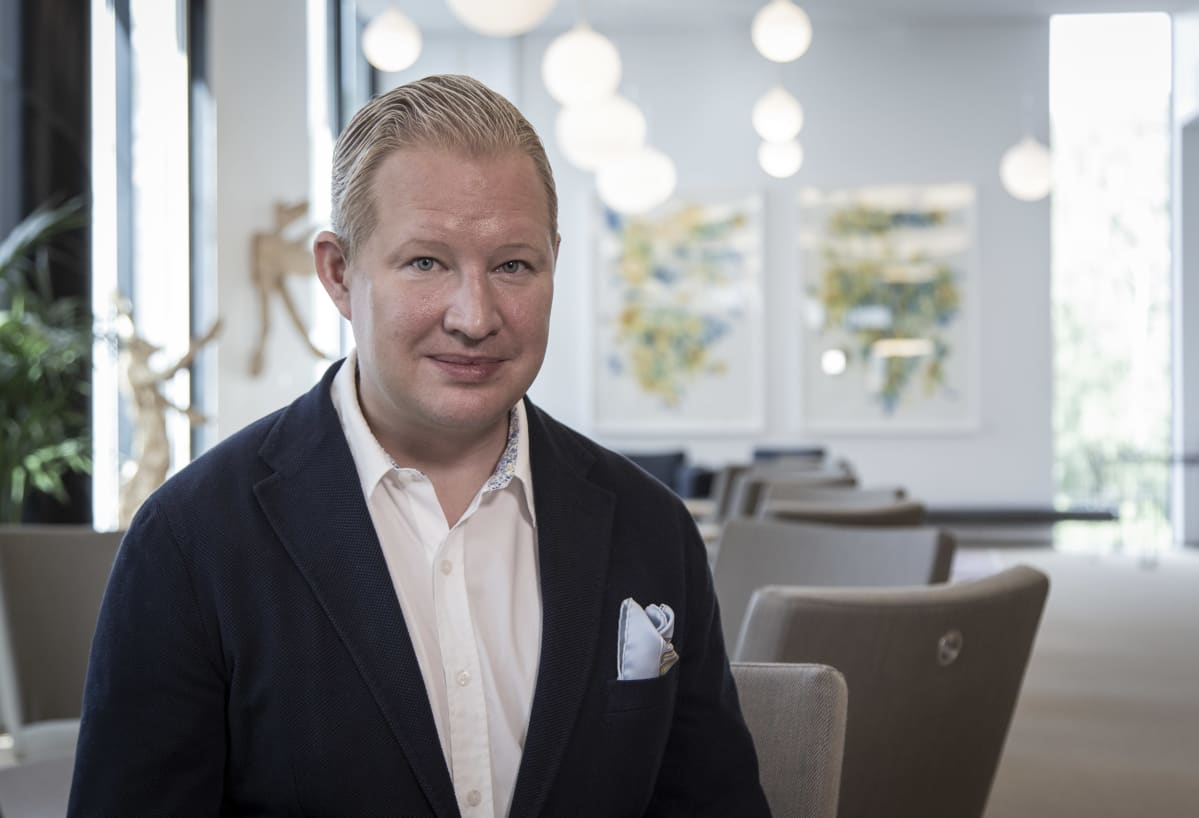 Pekka Mattila, Aalto yliopisto.