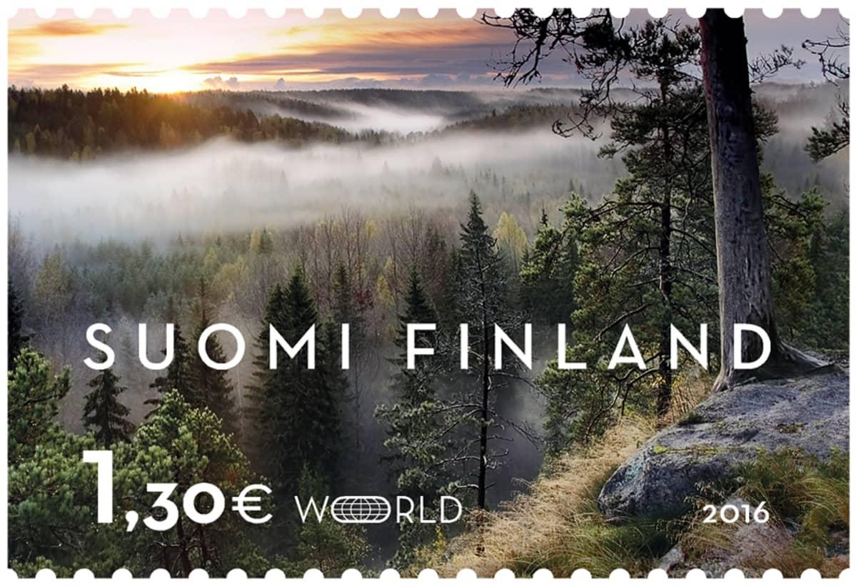 Uusi postimerkki