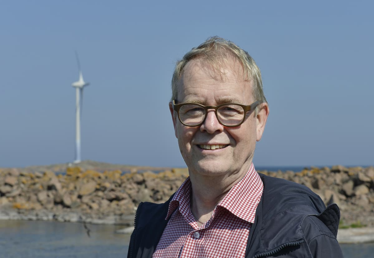 Energiajohtaja Schalin.