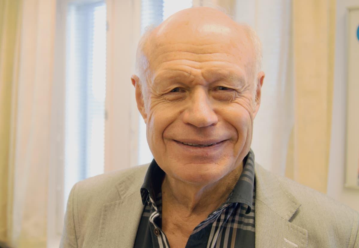 Timo Vesikari rokotetutkija Tampere