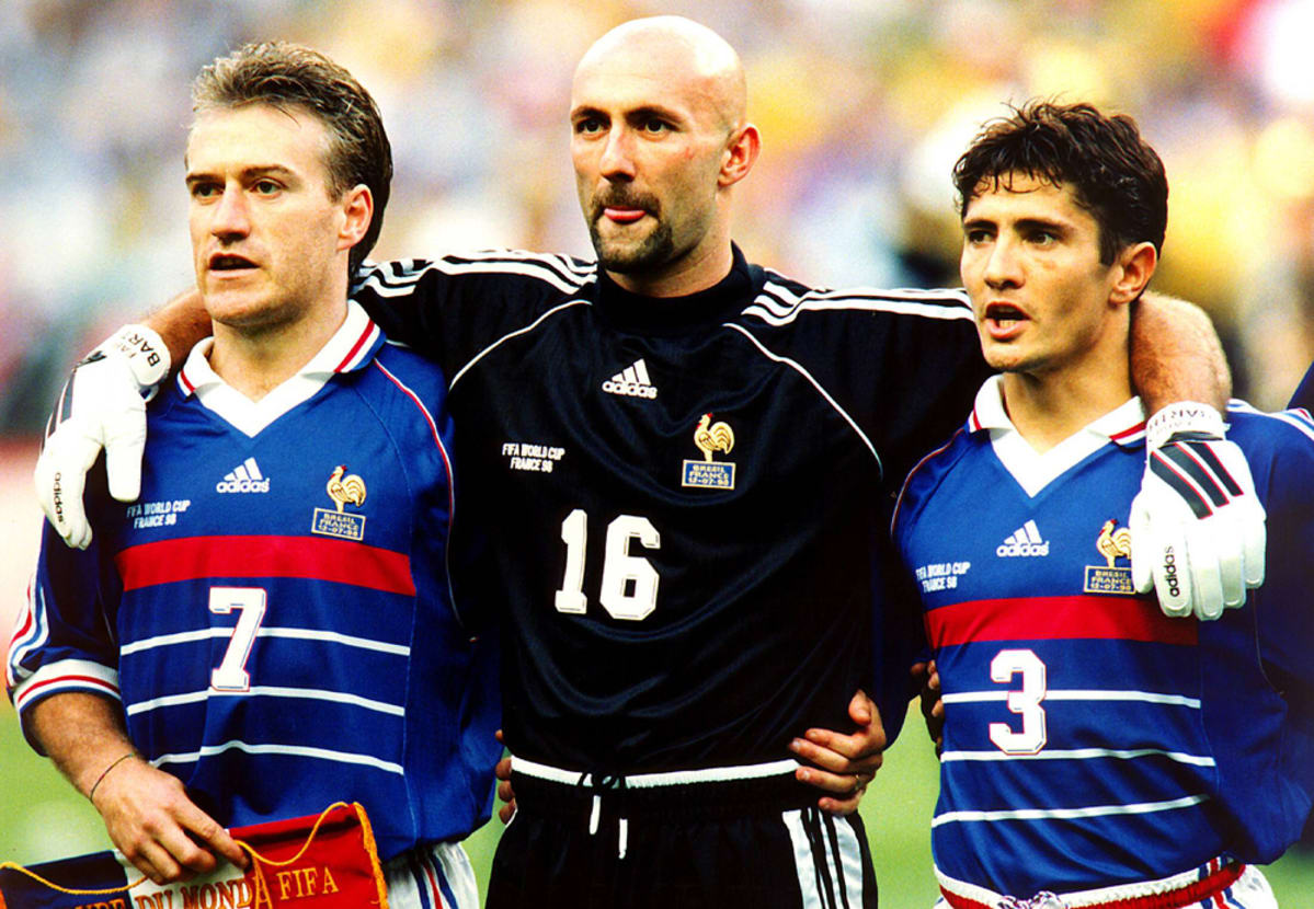 ¿Cuánto mide Didier Deschamps? - Real height 13-3-8999985