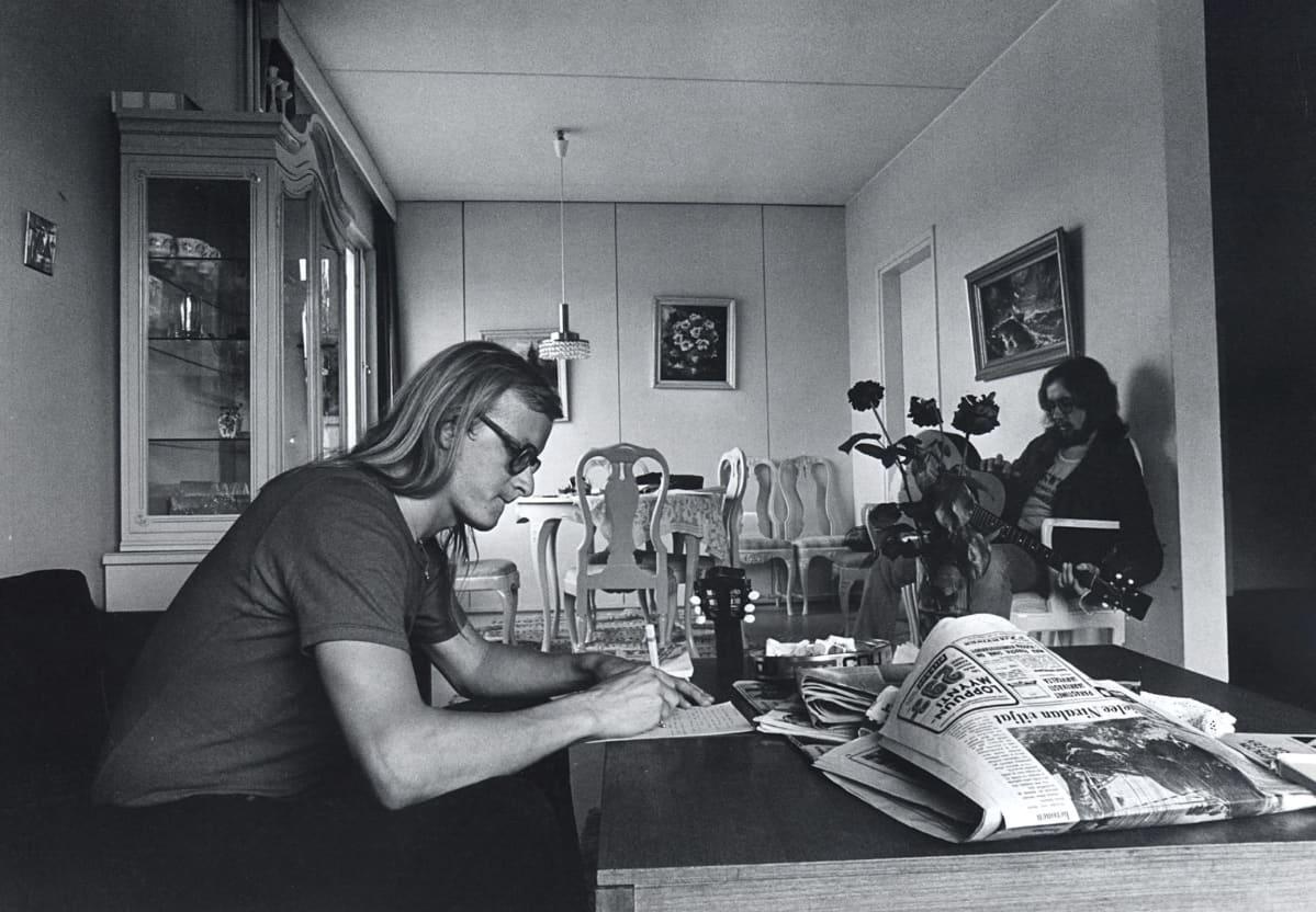 Juice Leskinen -70-luvulla