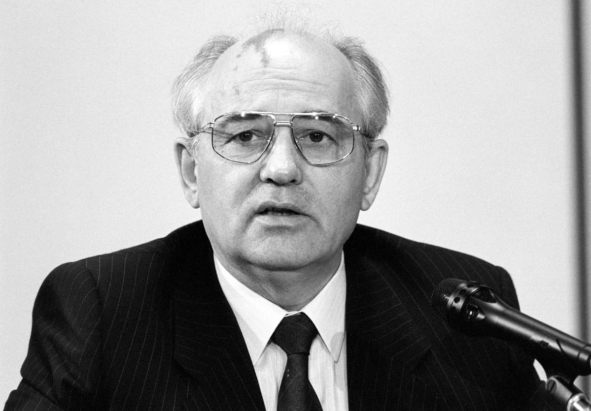 Mihail Gorbatšov