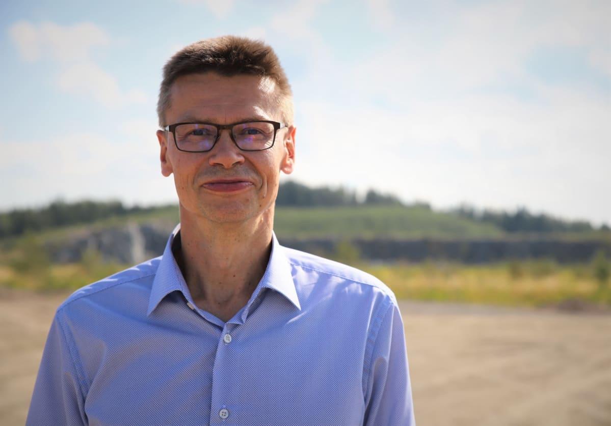 KHO:n puheenjohtaja ja presidentti Kari Kuusiniemi
