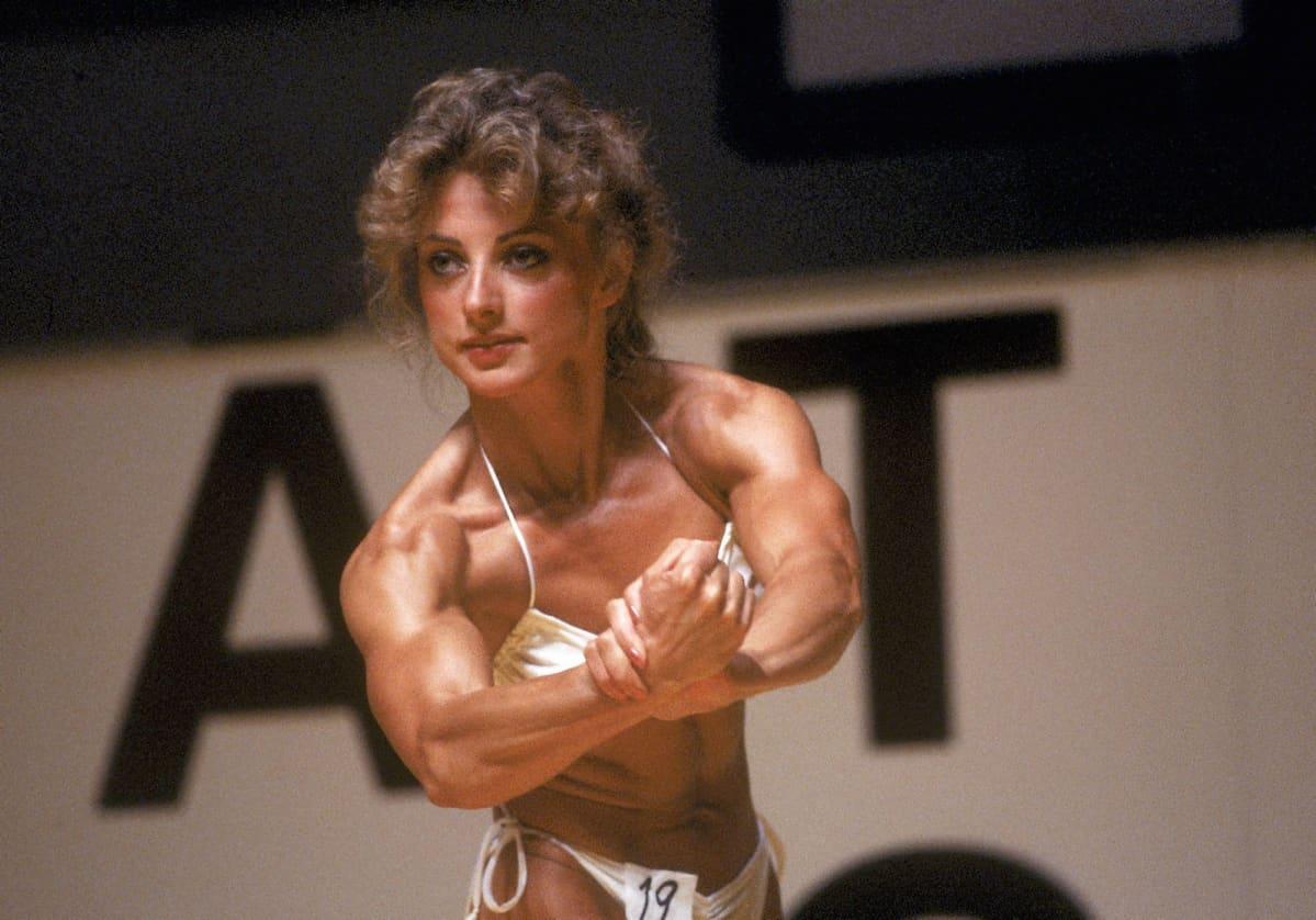 Kike Elomaa vuonna 1981.