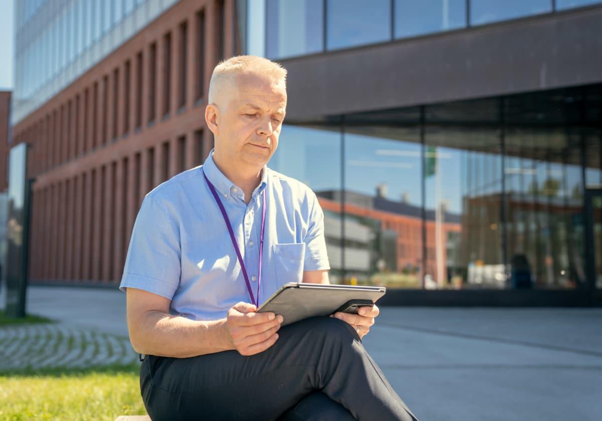 Kari Hiekkanen, tutkija, Aalto-yliopisto