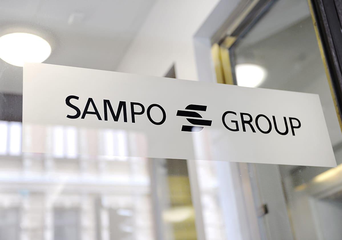 Sampo Group konttori Fabianinkadulla, Helsingissä.