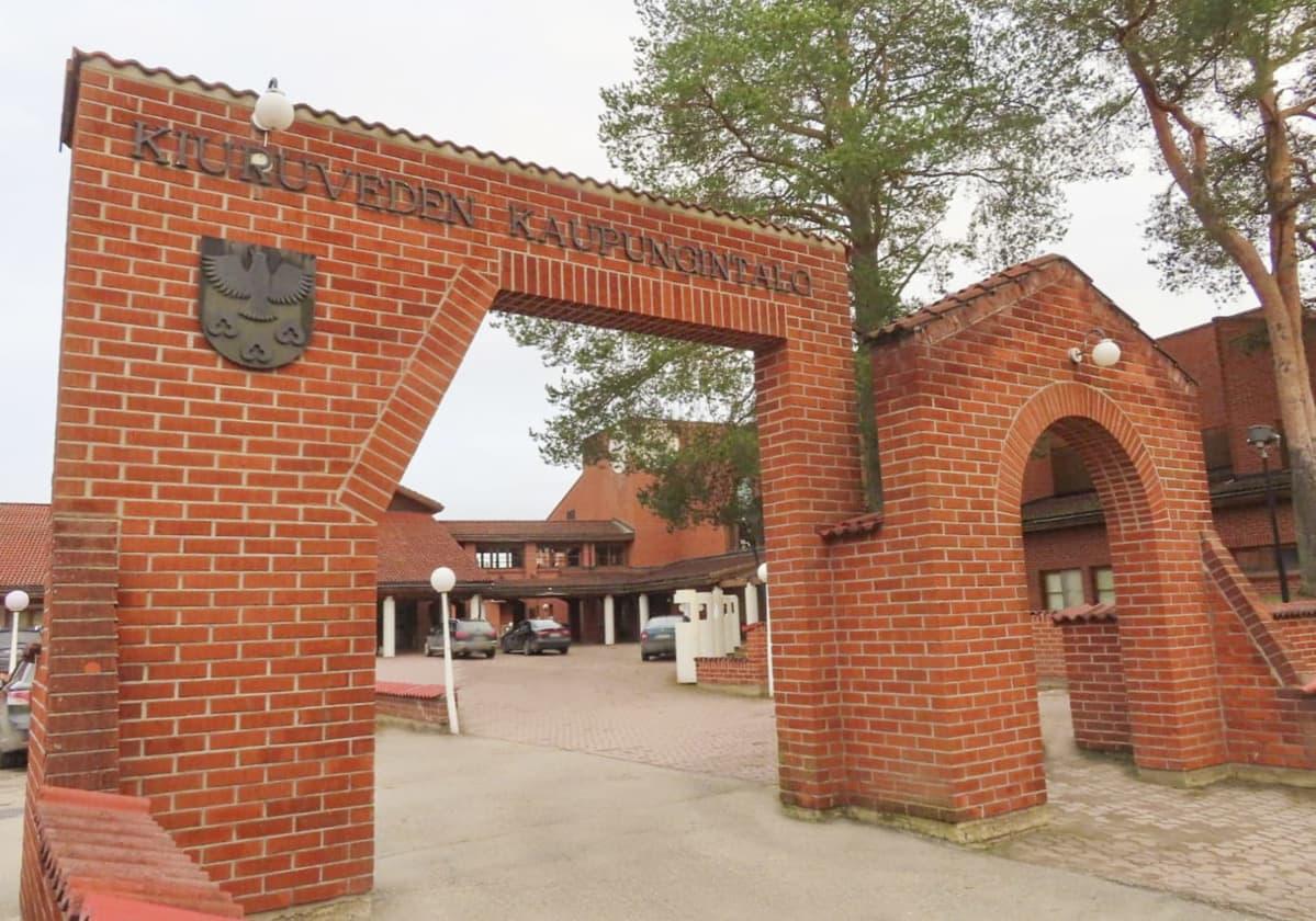 Kiuruveden kaupungintalo