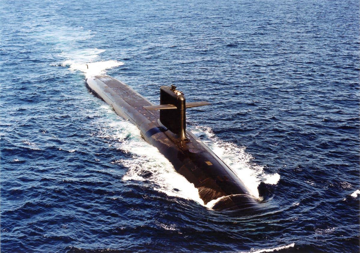 Le Triomphant -sukellusvene
