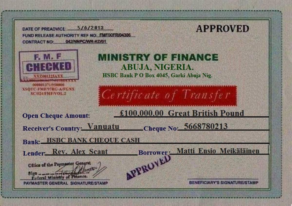 Tarvitsen Nigerian dating site