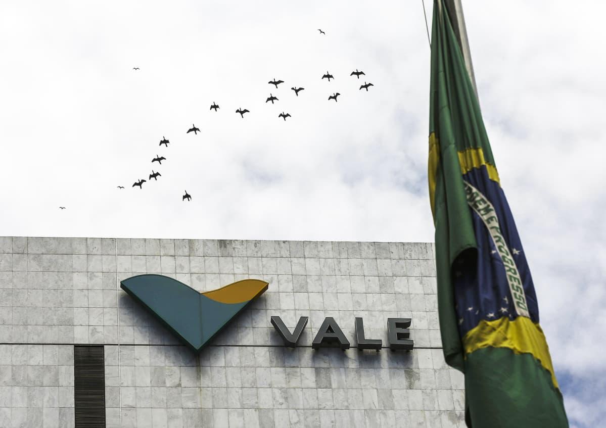 A Vale Mining Company está sediada no Rio de Janeiro.
