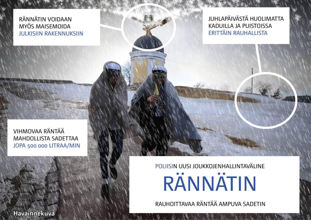 Kuvakaappaus Helsingin poliisin fb -sivustolta.