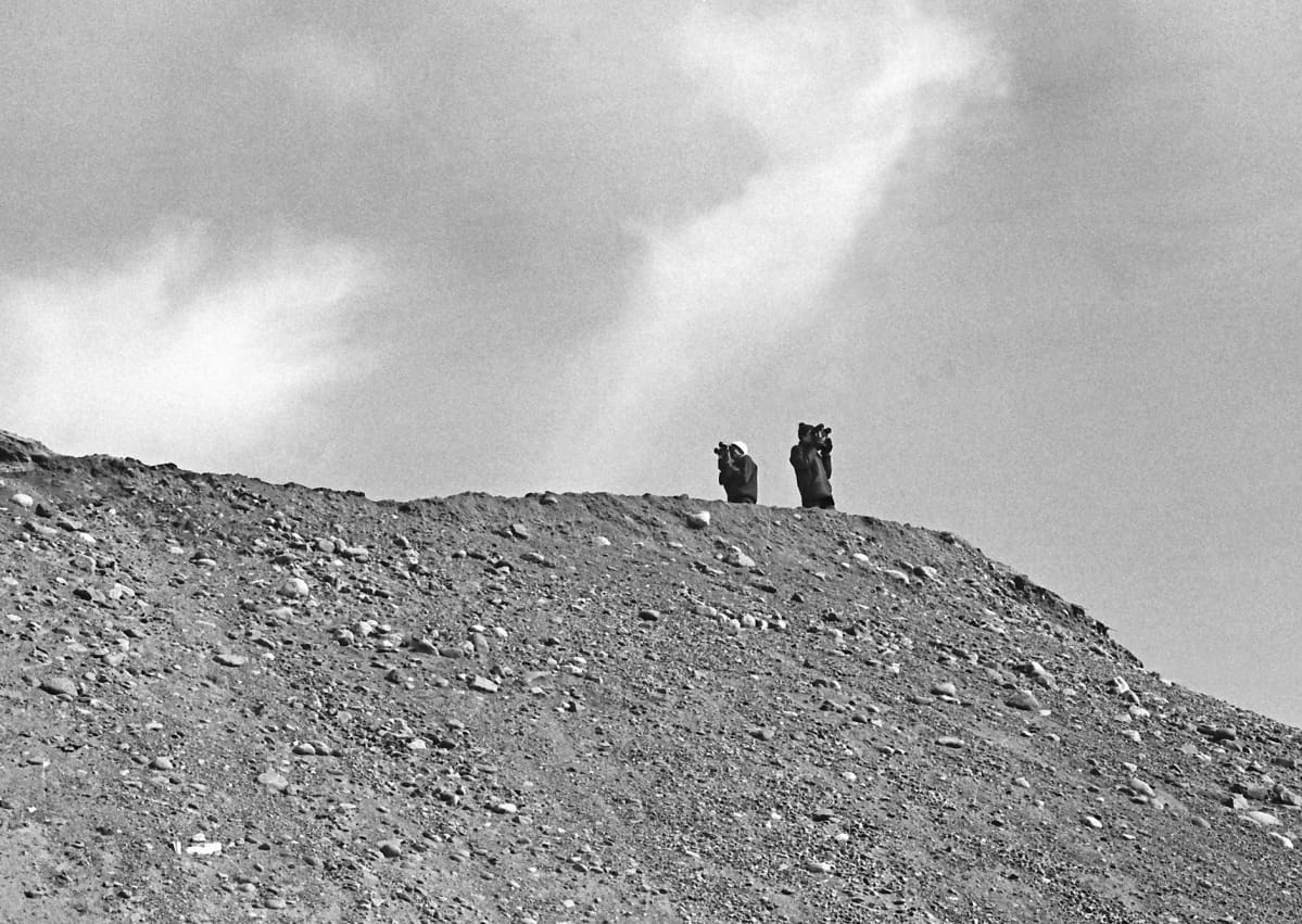 Vilusenharjun staijarit 1969