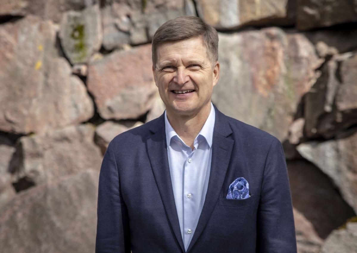 Aalto-yliopiston rehtori Ilkka Niemelä.