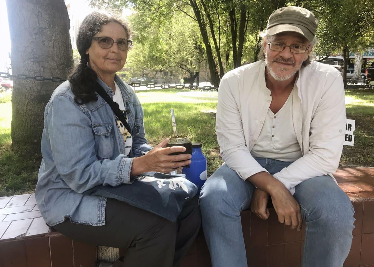 Nelly Estramil ja Gerardo Ruiz