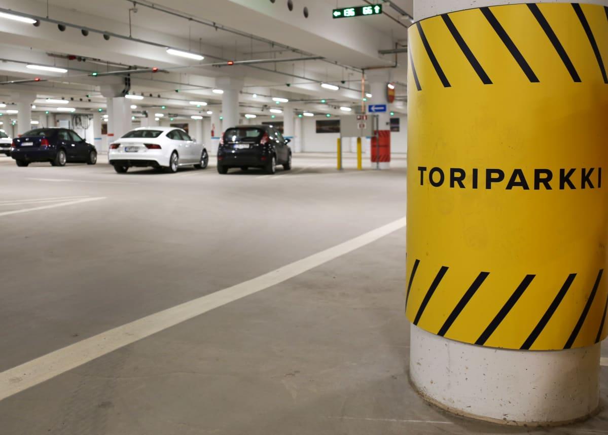 Turun Toriparkki.