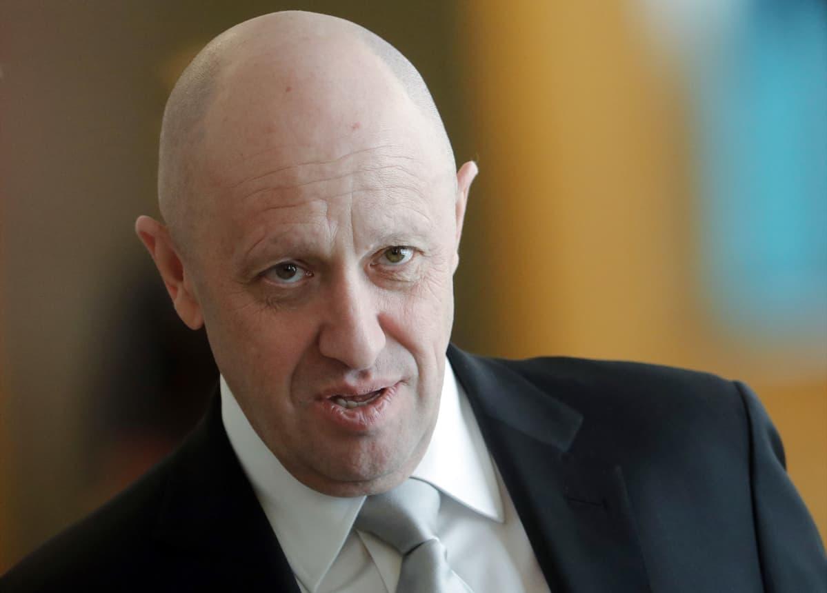 Jevgeni Prigozhin