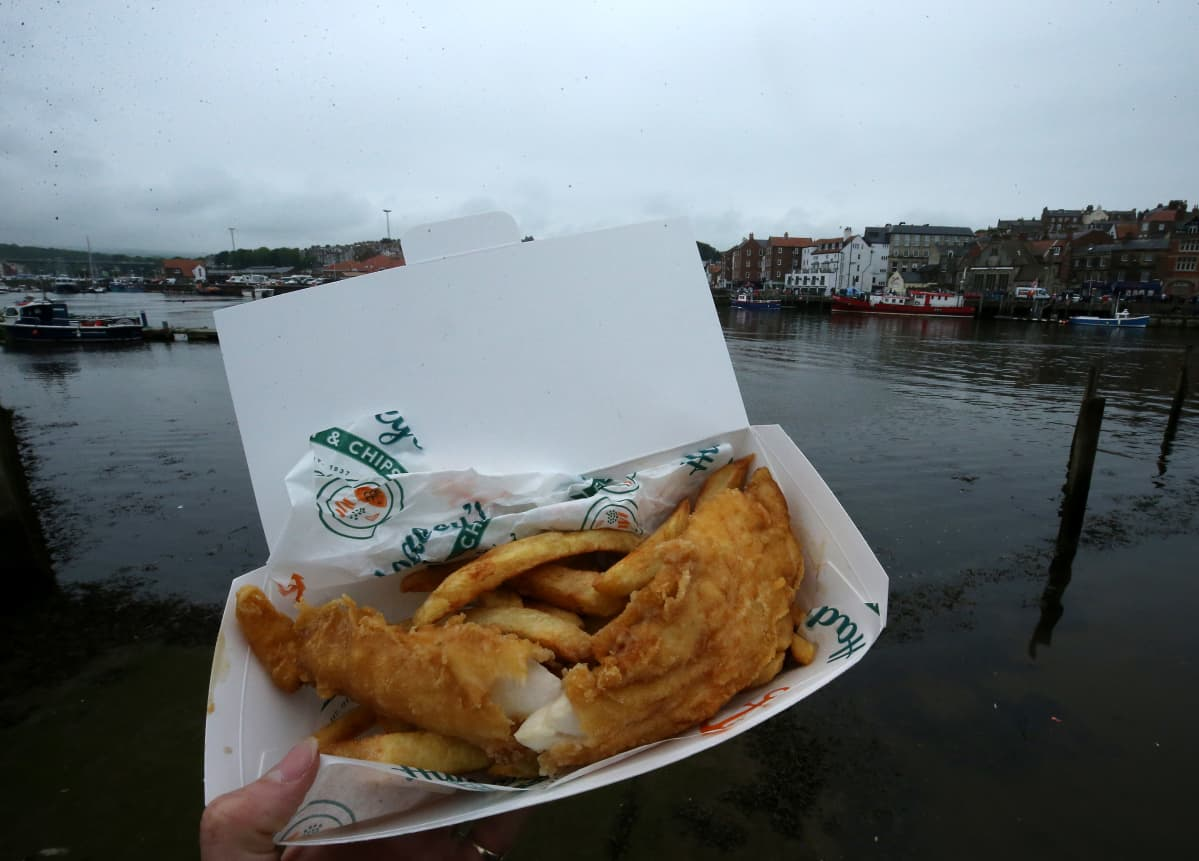 Fish and Chips -annos