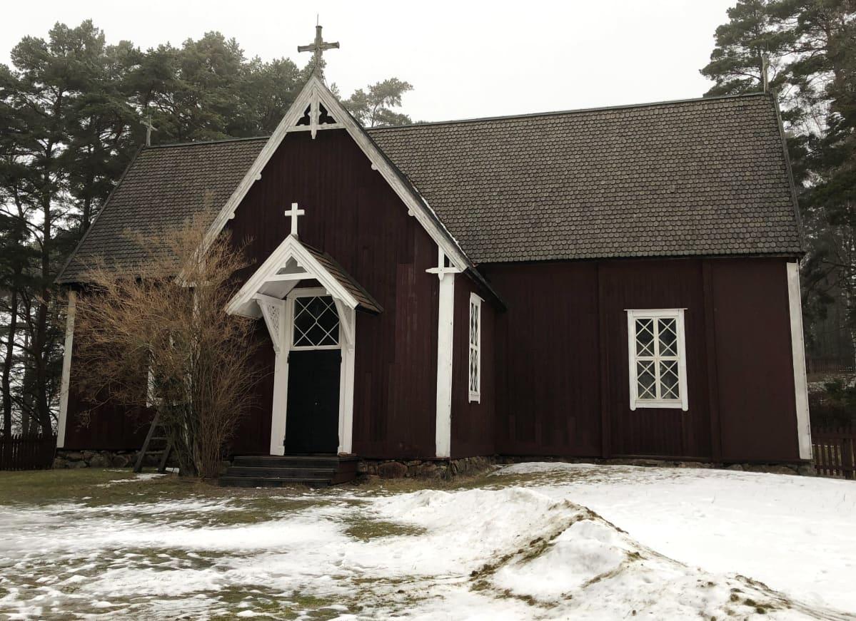 Seilin kirkko.