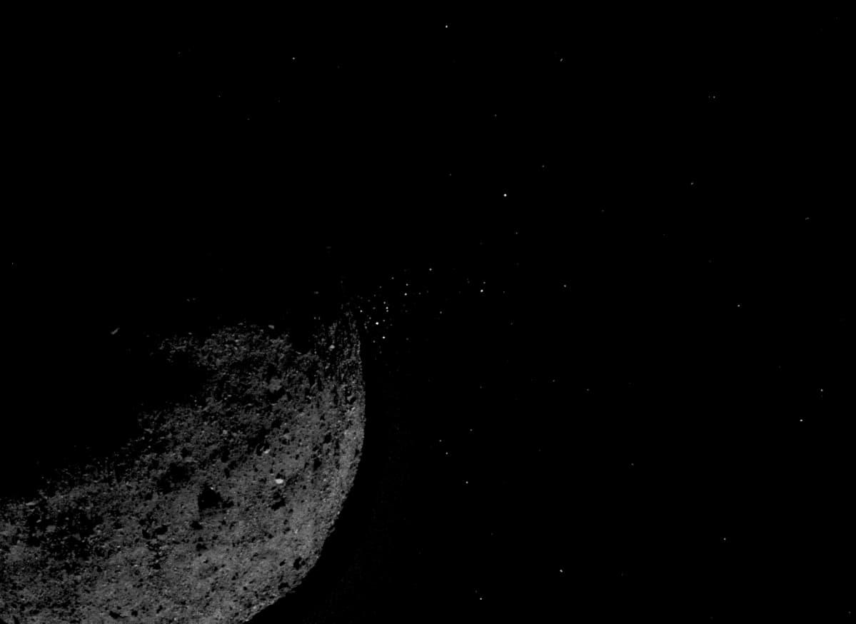 Asteroidi Bennu.