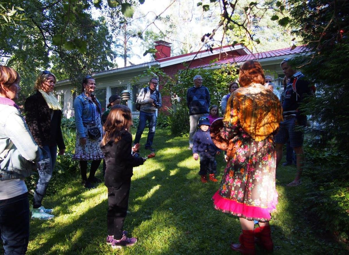 Sápmi Tuusula dáidagiid ijas 2016