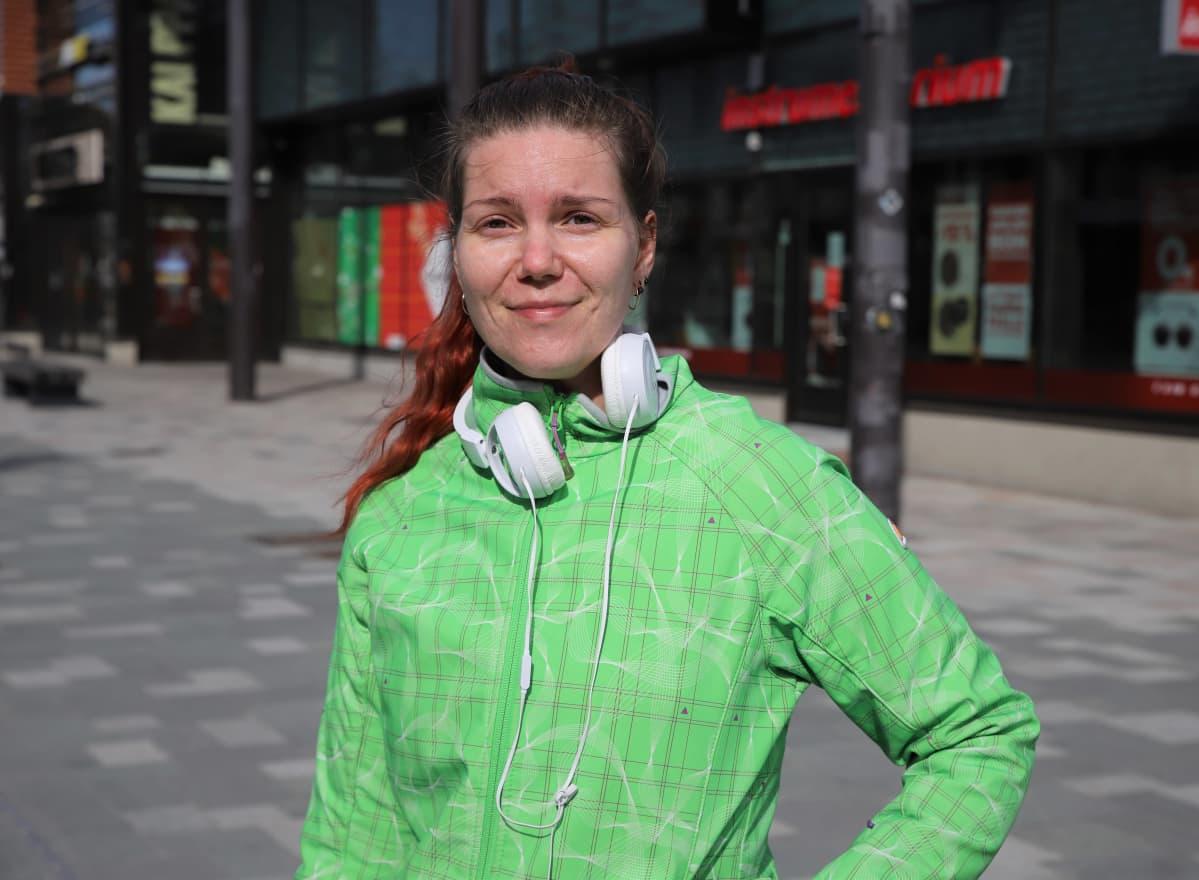 Kati Nikunen.