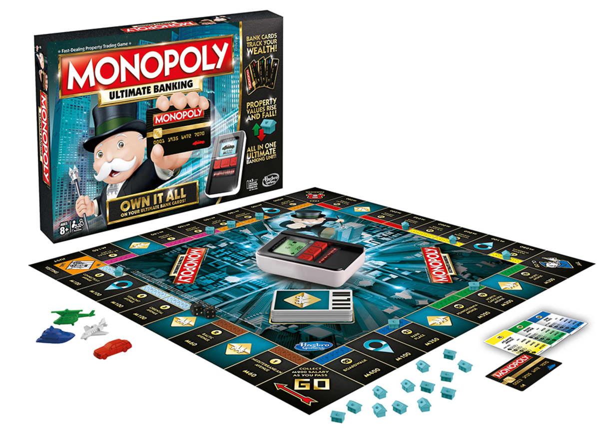 Monopolipelin uusin versio.