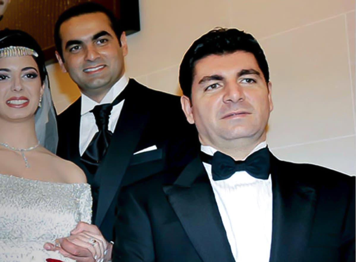 Bahaa El-Hariri oikealla.