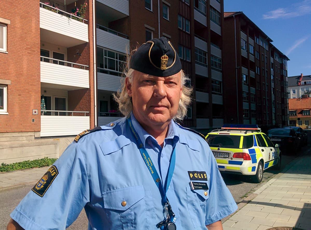Komissario Thommy Brännström