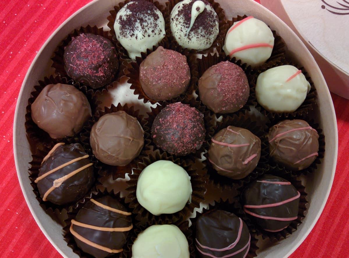 haluan suklaata
