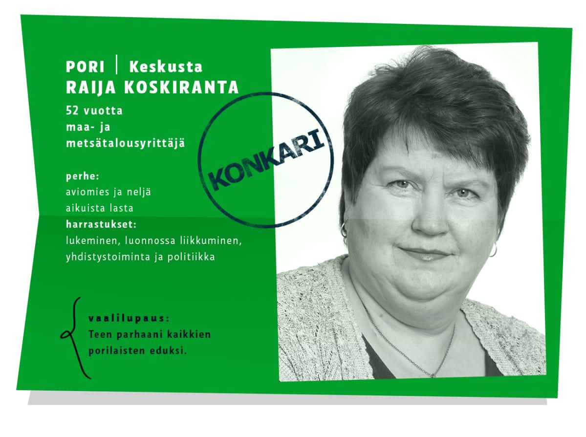 Raija Koskiranta