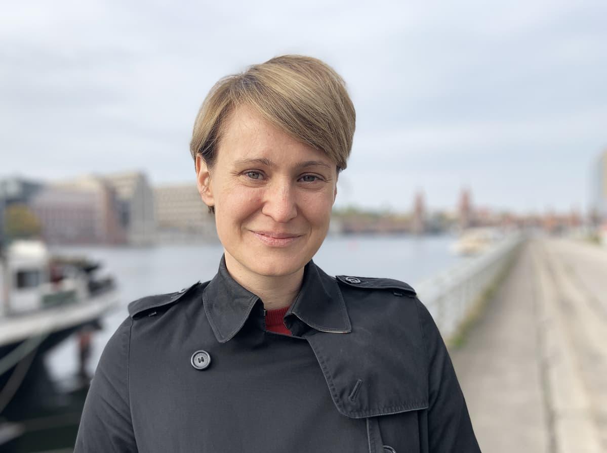 Turvallisuuspolitiikan asiantuntija Jana Puglierin